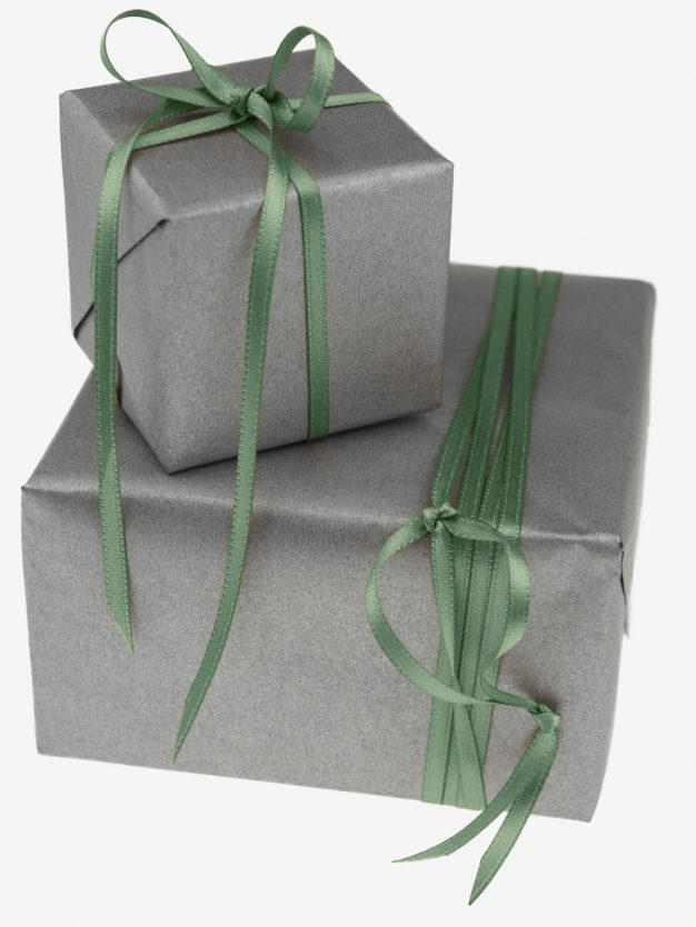 geschenkband-gewebt-altgruen-schmal-hochwertig
