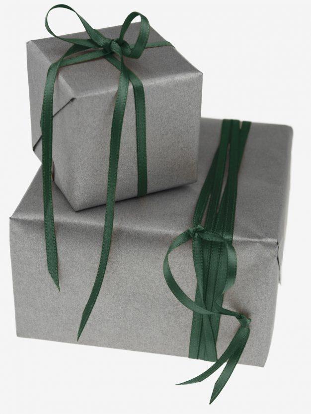geschenkband-gewebt-dunkelgruen-schmal-hochwertig