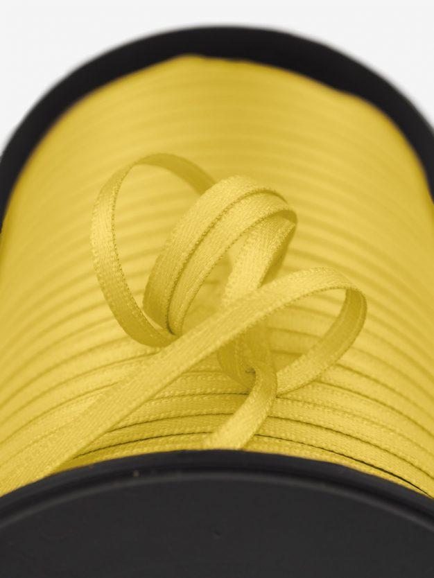 doppelsatin-gewebt-gelb-schmal-hochwertig