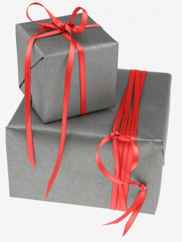 geschenkband-gewebt-hellrot-schmal-hochwertig
