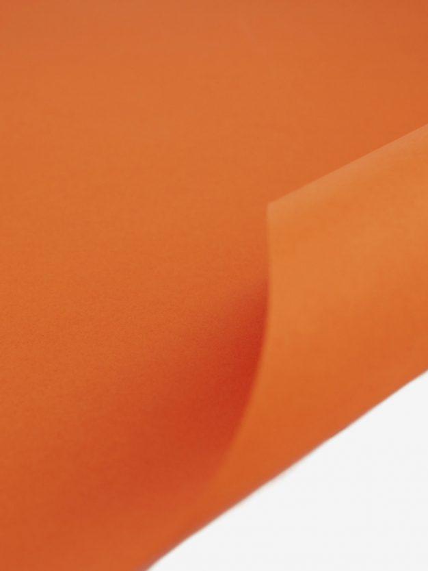 geschenkpapierbogen-orange-uni